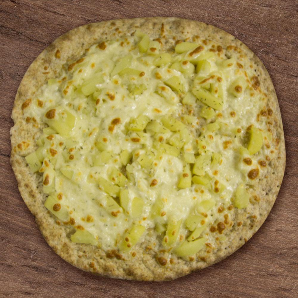 Pizza bianca